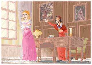 Milady et Richelieu 2016