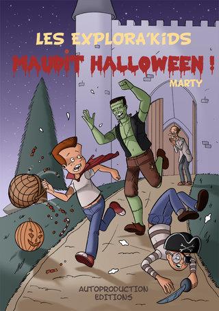 Couverture fictive pour Halloween 2013