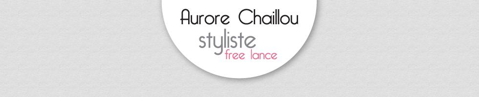 AURORE CHAILLOU : Book en ligne styliste free lance : Ultra-book