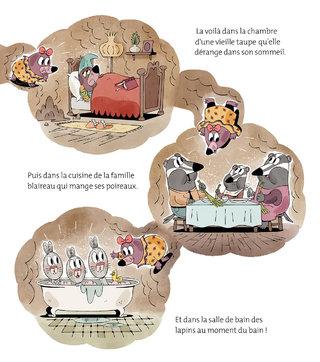 Rase-Motte La Taupe