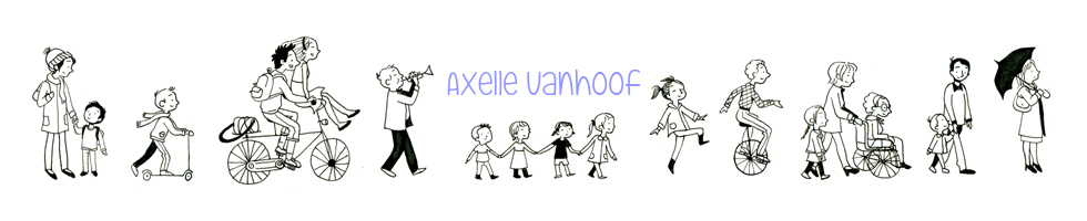 Axelle Vanhoof IllustrationInfos : A propos
