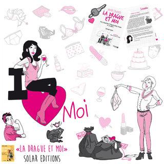 """cahier """"la drague et moi"""" SOLAR EDITIONS"""