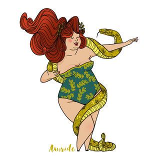 charmeuse de serpent