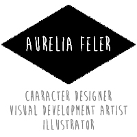 Aurélia Feler ¤ Portfolio ¤ Portfolio : VISUAL DEVELOPMENT