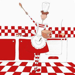 Championne de cuisine