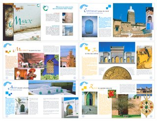 Brochure touristique