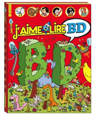 Couverture J'aime Lire BD