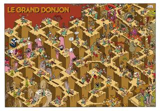 Le grand Donjon