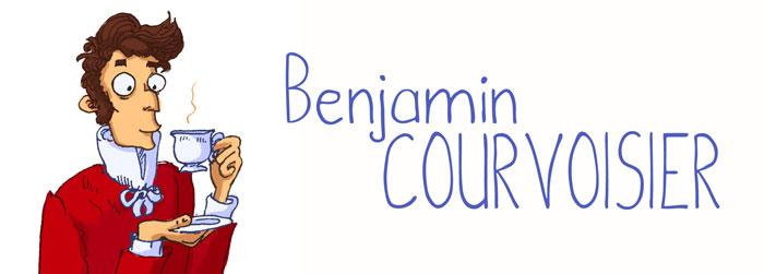 Benjamin Courvoisier :  Portfolio :