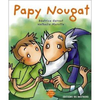 Album jeunesse Papy Nougat