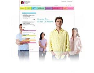 Site de la Fédération Française des Dys