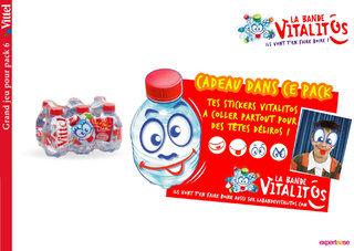 Vittel  -  Vitalitos