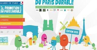 Evénement Paris Durable