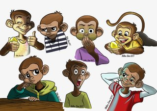 Monkey Expressions