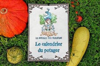 Le calendrier du potager