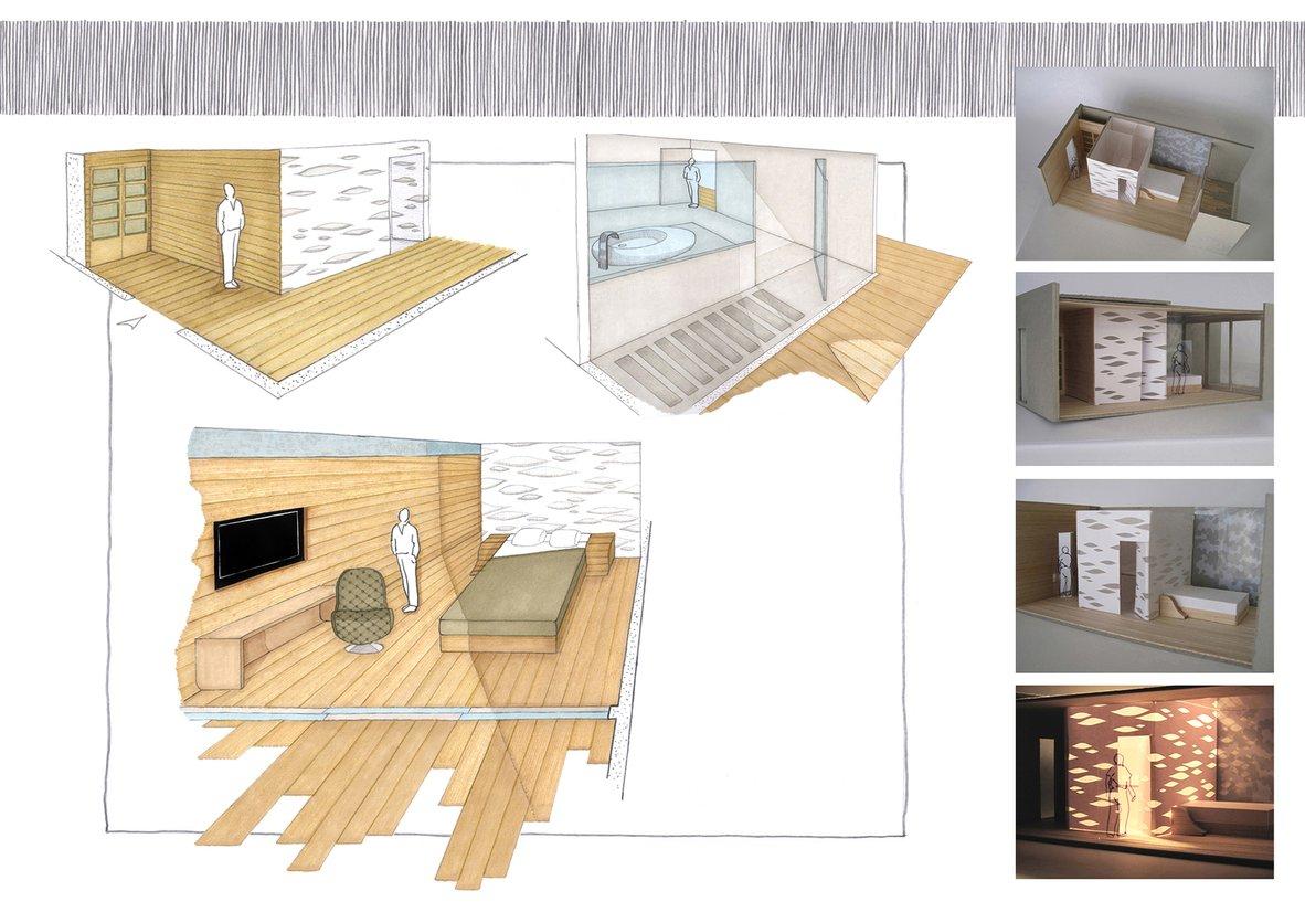 Ultra book de b reng re parayre portfolio design d 39 espace for Espace 3 architecture