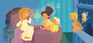 Olalar N°24 (Peter Pan)