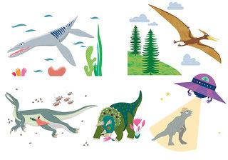 L'encyclopédie des dinosaures / Larousse