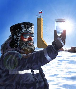 Antartique S&VJ