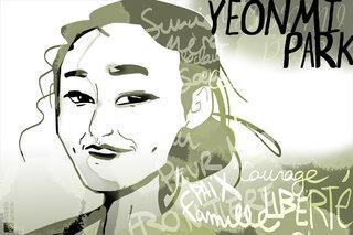 Portrait YEONMI PARK