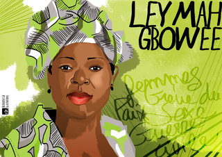 Portrait de Leyman Gbowee