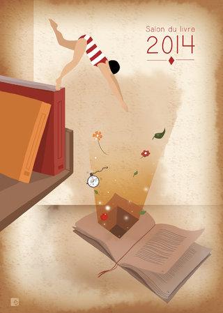 Concours salon du livre 2014