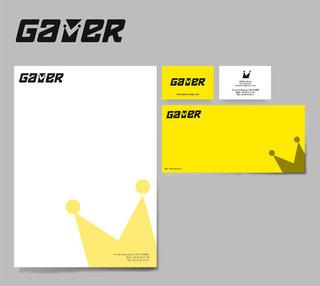 "Marque ""Gamer"" / ""Gamer"" brand"