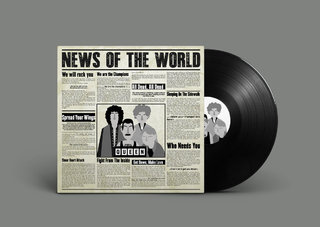 Queen - News From The World