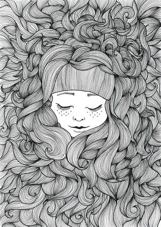 Cheveux / Hair