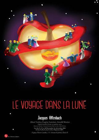 Le Voyage dans la Lune / Trip to the moon