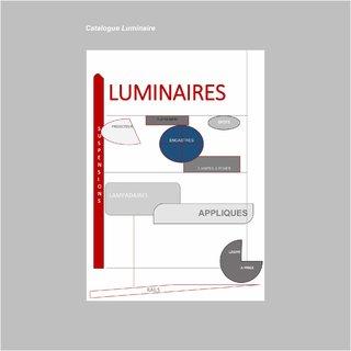 Catalogue Luminaire