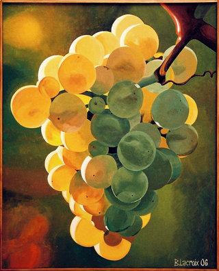Raisins dorés 3