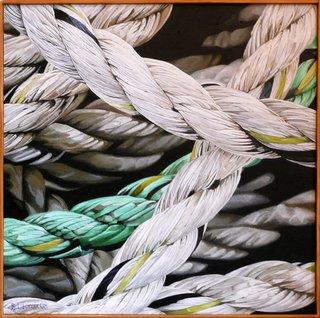 Vieux cordages