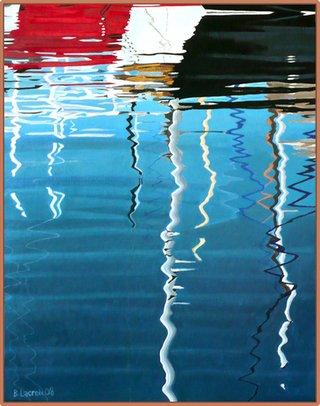 Reflets marina