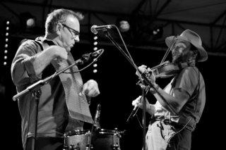 Morand Cajun Band aux Jeudis des Musiques du Monde