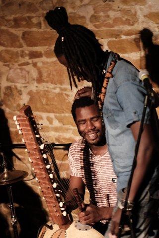 Stranded Horse ft. Boubacar Sissoko