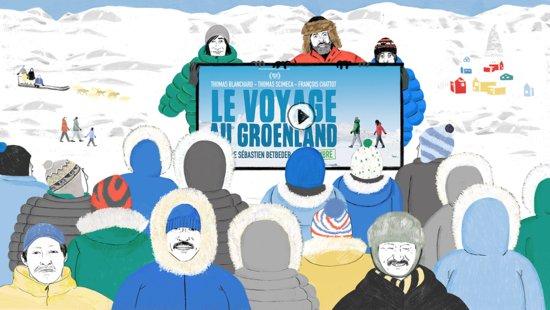 LE VOYAGE AU GROENLAND - visuel site - Film Sébastien Betbeder