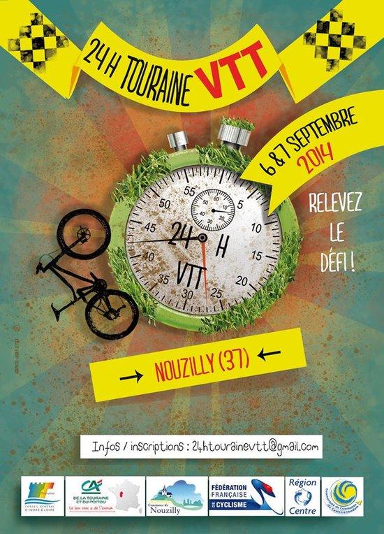 24H Touraine vtt