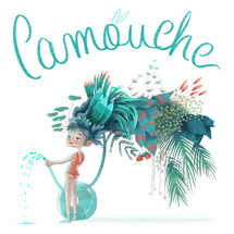 "Ultra-book de Camouche Portfolio :Conte ""Petit-frère, Petite-soeur"""