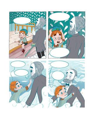 Côme et le fantôme