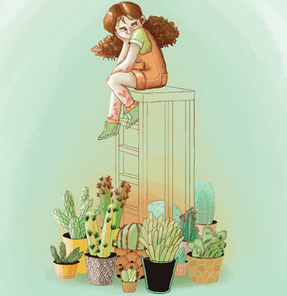 Cactus et punition