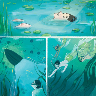 La plongée 1