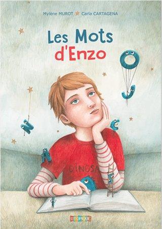 Les Mots d'Enzo (Editions UTOPIQUE)