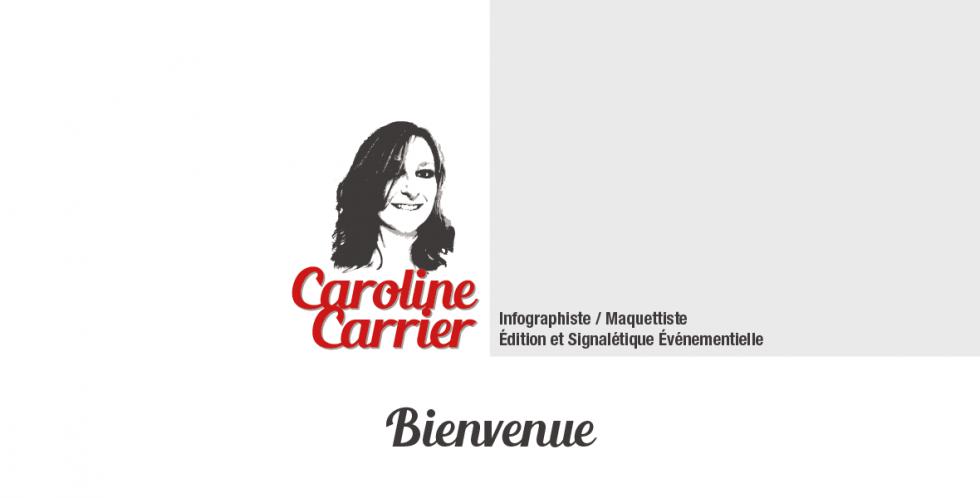 Caroline Carrier : Ultra-book