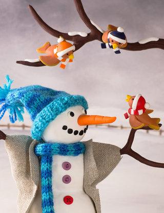 > C'est l'hiver !
