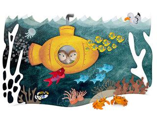 > Le sous-marin