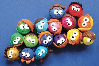 > Des petits personnages !