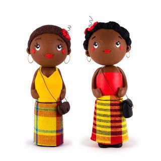 Figurines Pâte à modeler