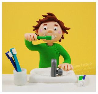 > Prends soin de tes dents