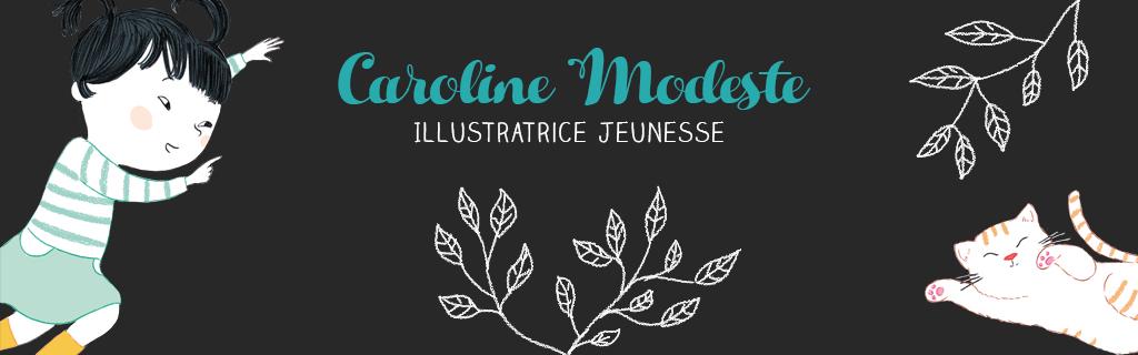 Caroline Modeste :  Portfolio :